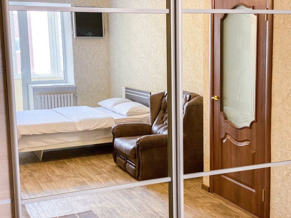 Большая однокомнатная квартира в НОВОМ доме-1