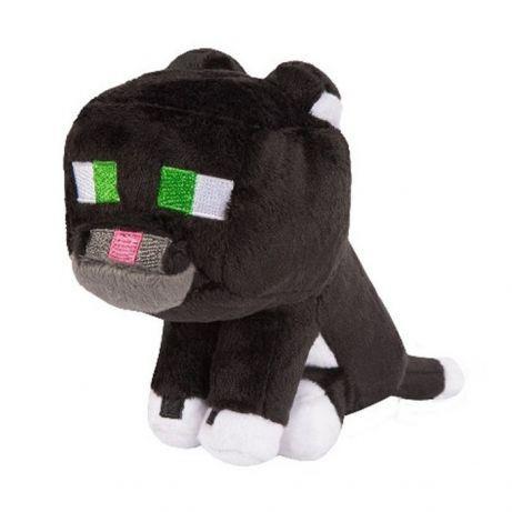 Игрушка мягкая Черный кот из Майнкрафт/ Minecraft/ Cat black