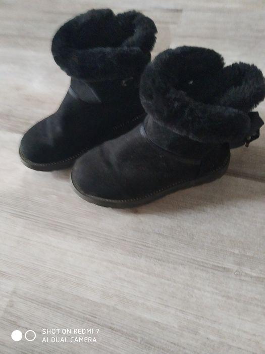 Buciki zimowe dla dziewczynki Piotrków Trybunalski - image 1