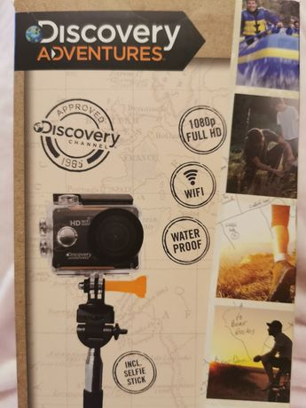 Kamera sportowa Discovery Adventures