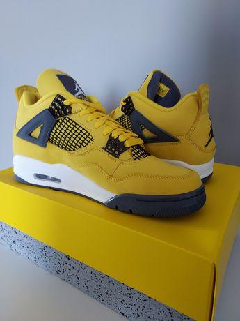 Air Jordan 4 Yellow
