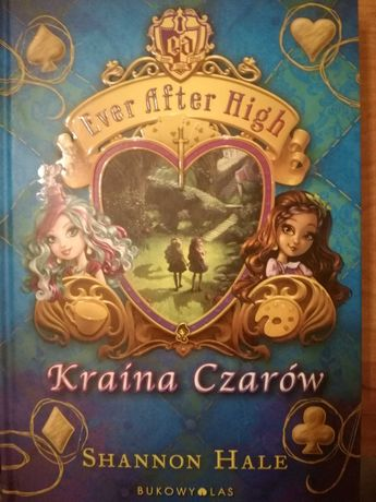 Ever After High Kraina Czarów