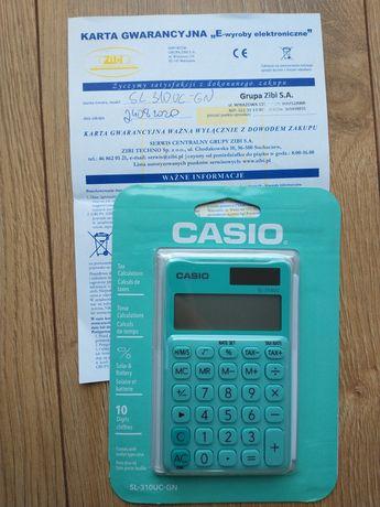 Kalkulator casio SL-310UC-GN
