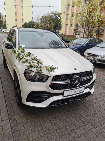 Samochód do ślubu Mercedes Benz GLE 2019