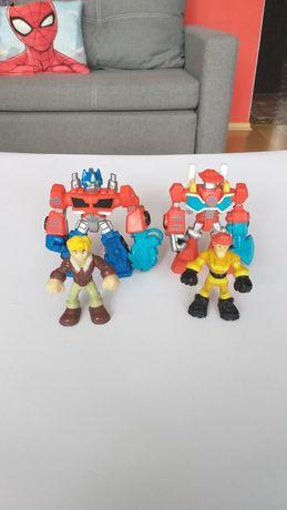 Rescue Bots zestaw taniej z wysyłką