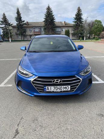 Hyundai Elantra 2017 2018 Ad Ідеал