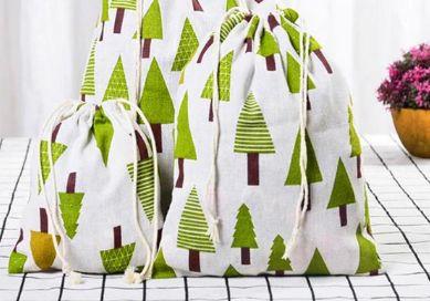 Eco torba idealna do zapakowania prezentu pod choinkę