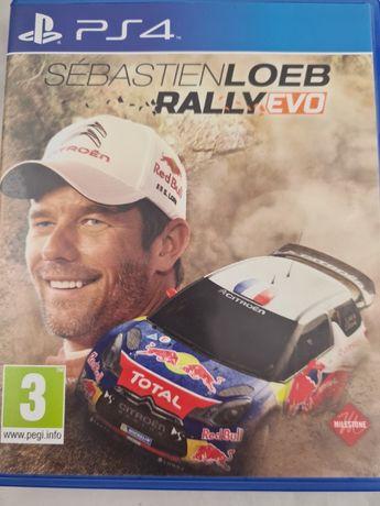 GRA PS4 Sebastien Loeb Rally Evo   Plus Lombard Grottgera