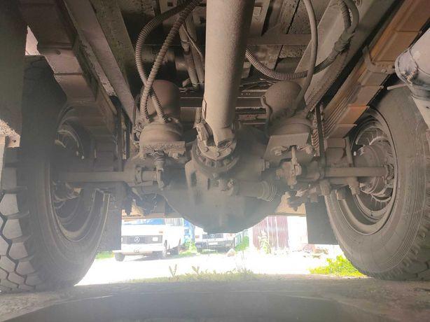 Mercedes-Benz 914, 814, 1014 Задний  мост в сборе