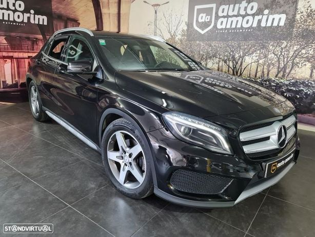 Mercedes-Benz GLA 220 CDi AMG Line