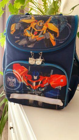 Школьный рюкзак kite для мальчика