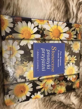 Książka słoneczne promyki przyjaźni