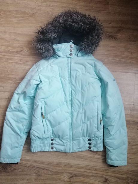 Куртка курточка пуховик зима Columbia рр с м