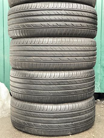 Шины летние б/у 225/55/R17 Bridgestone Turanza T001