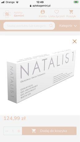 Natalis, żel położniczy, 15 ml