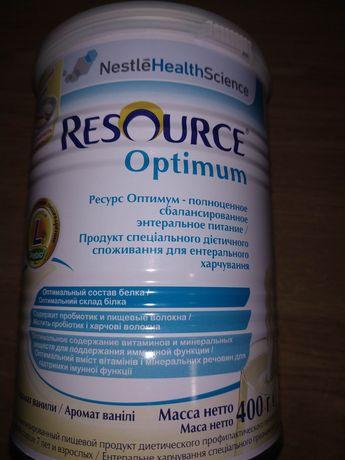 Смесь лечебная Nestle Resource Optimum