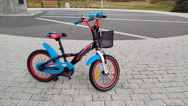 """Rower dziecięcy 16"""""""