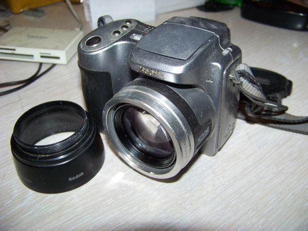 Kodak EasyShare Z740 б\у с коробкой и документацией