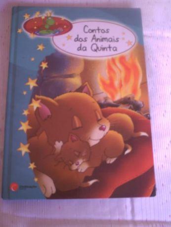 Livro: Contos dos Animais da Quinta