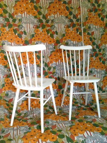 "Krzesło ""IRONICA"" TON 1971 PRL loft vintage retro"