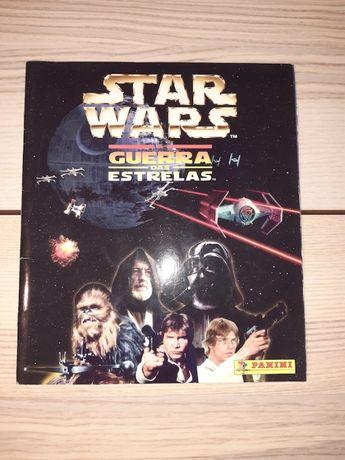 Coleção Star Wars Panini.