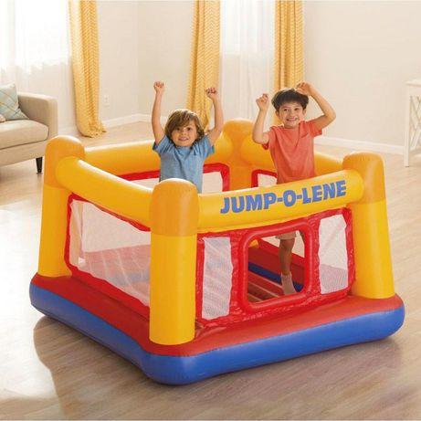Надувной батут  Интекс Intex Jump-O-Lene 48260