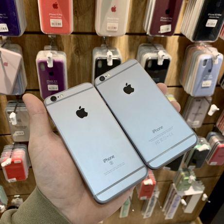 iPhone 6/6s 16/32/64/128Gb Neverlock Space/Silver/Gold/Rose | Магазин