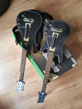 Guitar Hero Live Xbox One Dwie Gitary