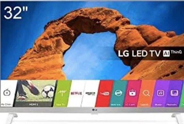 "LG 32"" 32LK6200 Full HD HDR Al Think smart wi-fi led webos VESA"