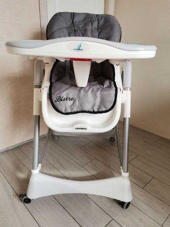 Дитячий стільчик для годування Caretero Bistro