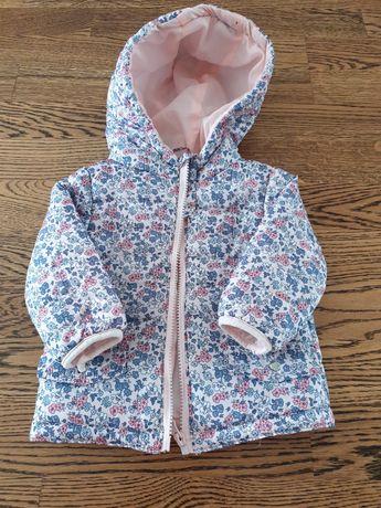 Демисезонная куртка для девочки 74р