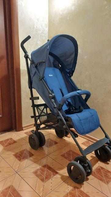 Прогулочная коляска-трость Chicco London + подарок