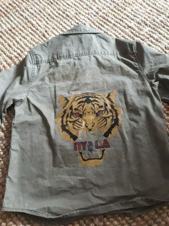 Koszula dla chłopca zara 122