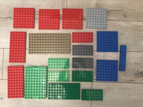 Пластины LEGO DUPLO оригинал