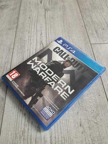 Gra Call Of Duty Modern Warfare Polska Wersja PS4/PS5 Playstation