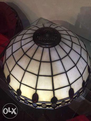 витражная люстра,лампа,абажур