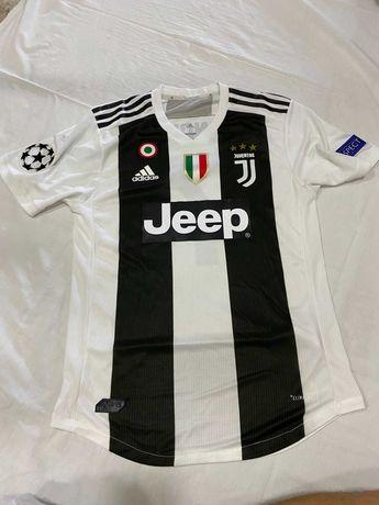 Camisola Juventus 18-19 Cristiano Ronaldo