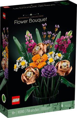 Lego Creator Expert 10280 Bukiet kwiatowy Prezent Wys24