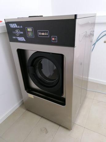Máquina de lavar roupa industrial 20kg lares ou Self-service