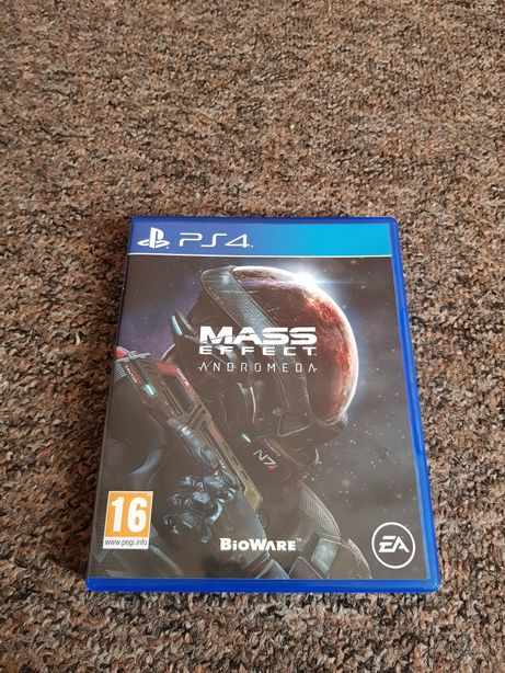 Mass Effect Andromeda Ps4 Playstation 4