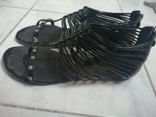 Sandálias Miss Sixty Pretas