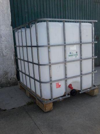 Deposito/Ibc/bidons de 1000 litros faco entrega