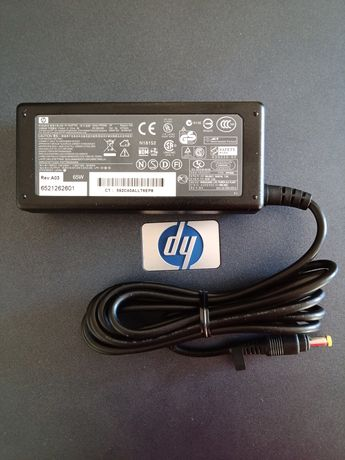 Carregador original HP 65W (Novo)
