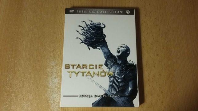 Starcie tytanów - film na DVD