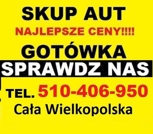 SKUP AUT 24/7 Poznań okolice 50+ Wszystkie Marki Każdy stan