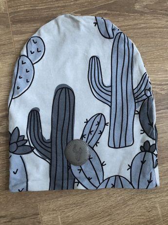 Dear sophie czapka kaktusy 110-116