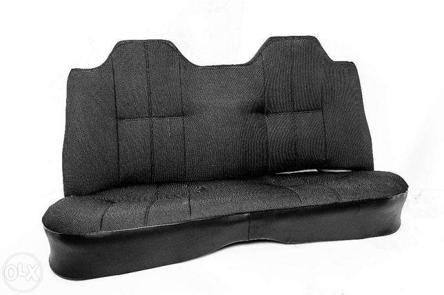 сидения задние ВАЗ 2101-2107 (от серого классического до черного)