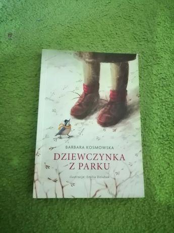 Dziewczynka z parku książka