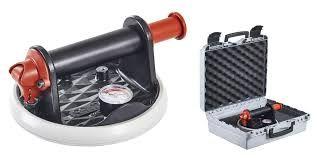 Вакуумная присоска Raimondi RV175 с вакуумметром + кейс, доставка