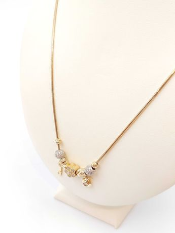 Złoty łańcuszek Pr. 585 Waga: 10,23 G Plus Lombard